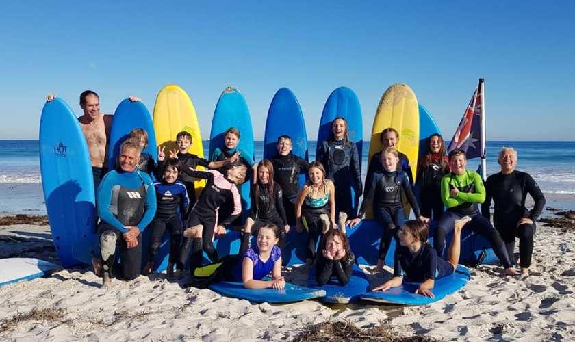 2019 Surfers